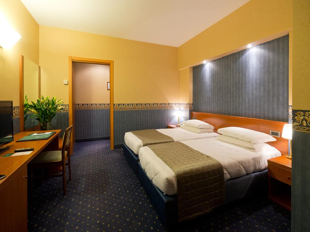 Ath Green Park Hotel Pamphili camere