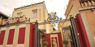 Aurelius Art Gallery Hotel esterno