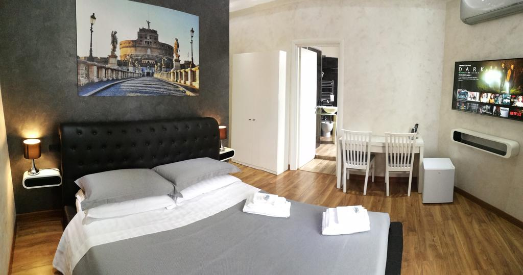 B&B Luxury Rome Savini camera