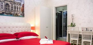 B&B Luxury Rome Savini camere