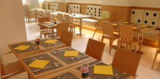 Best Western Hotel Globus ristorante