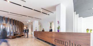 Camplus Guest Roma ingresso