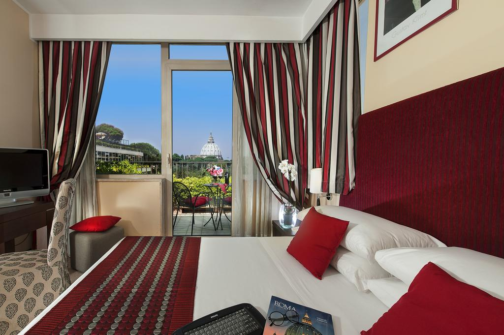 Cardinal Hotel St. Peter camere