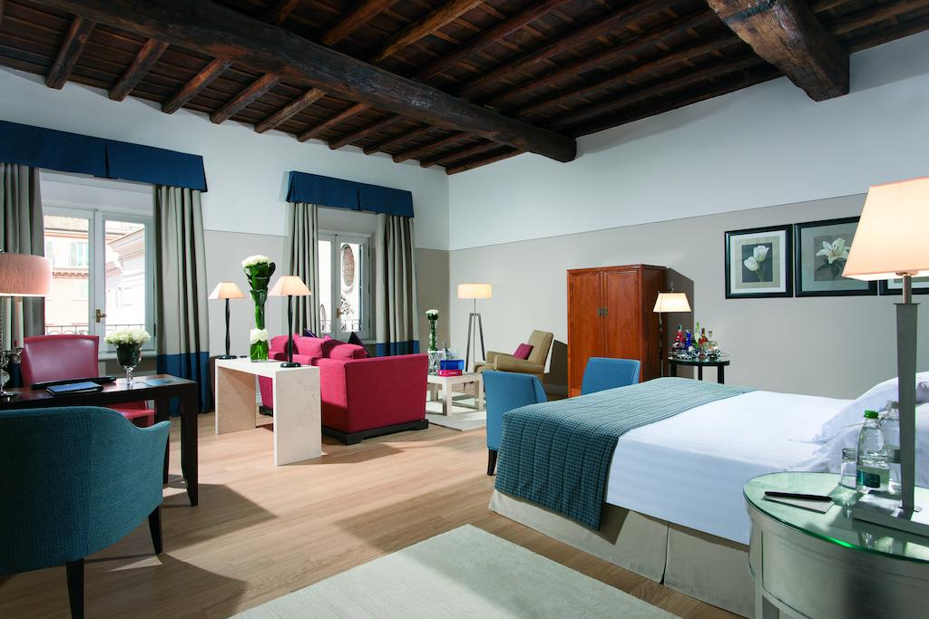Grand Hotel De La Minerve camere