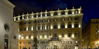 Grand Hotel De La Minerve esterno