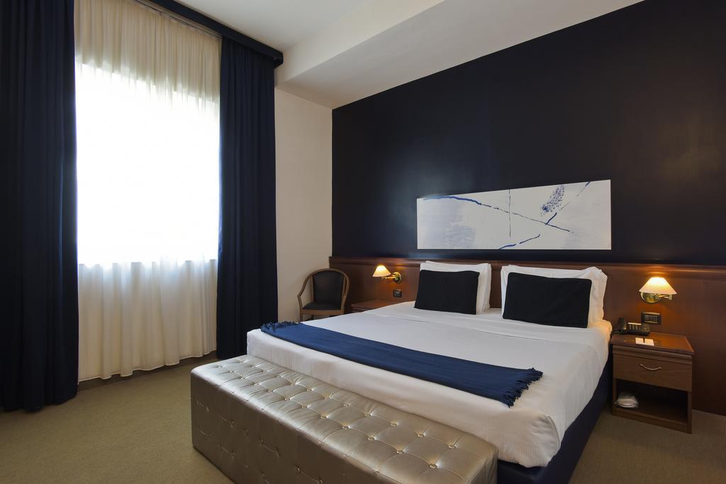 Grand Hotel Tiberio camere