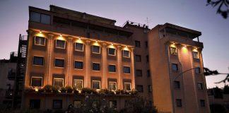Grand Hotel Tiberio esterno