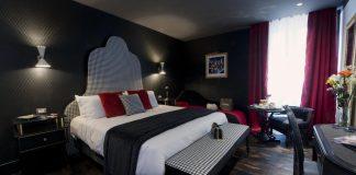 HT6 Hotel Roma camera