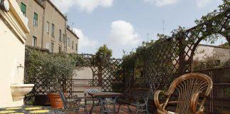 Hotel Adriatic terrazzo