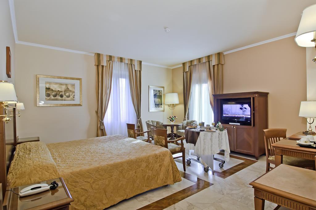 Hotel Alimandi Vaticano camere