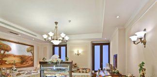 Hotel Alimandi Vaticano colazione