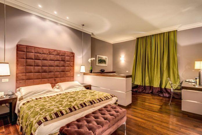 Hotel Clodio roma camere