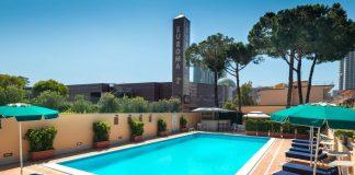 Hotel Cristoforo Colombo piscina