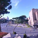 Hotel De Rome la veduta