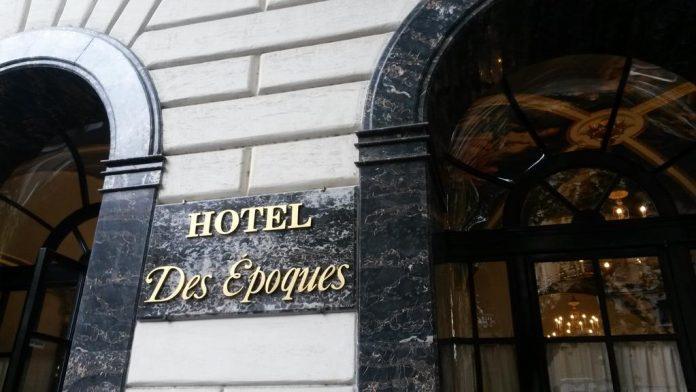 Hotel Des Epoques esterno