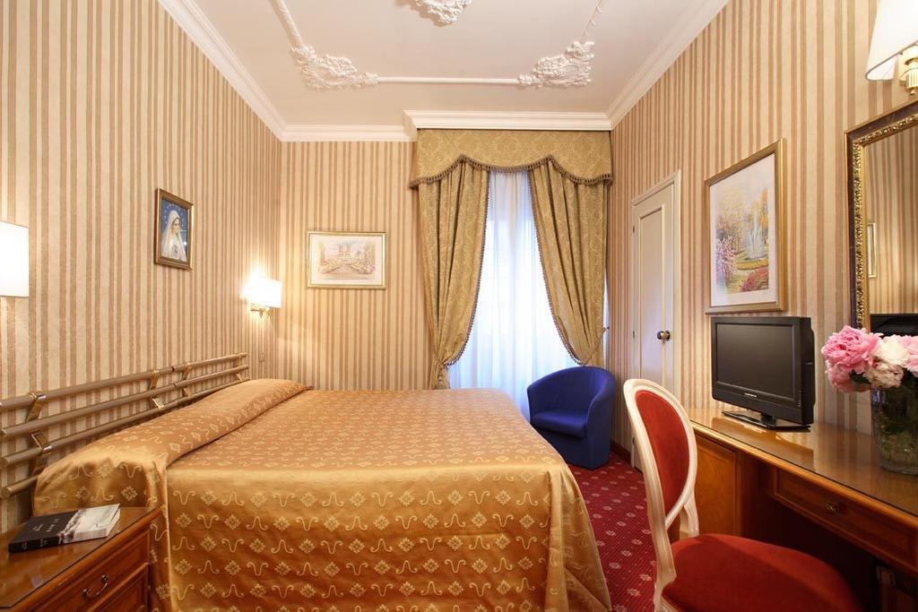 Hotel Eliseo camere