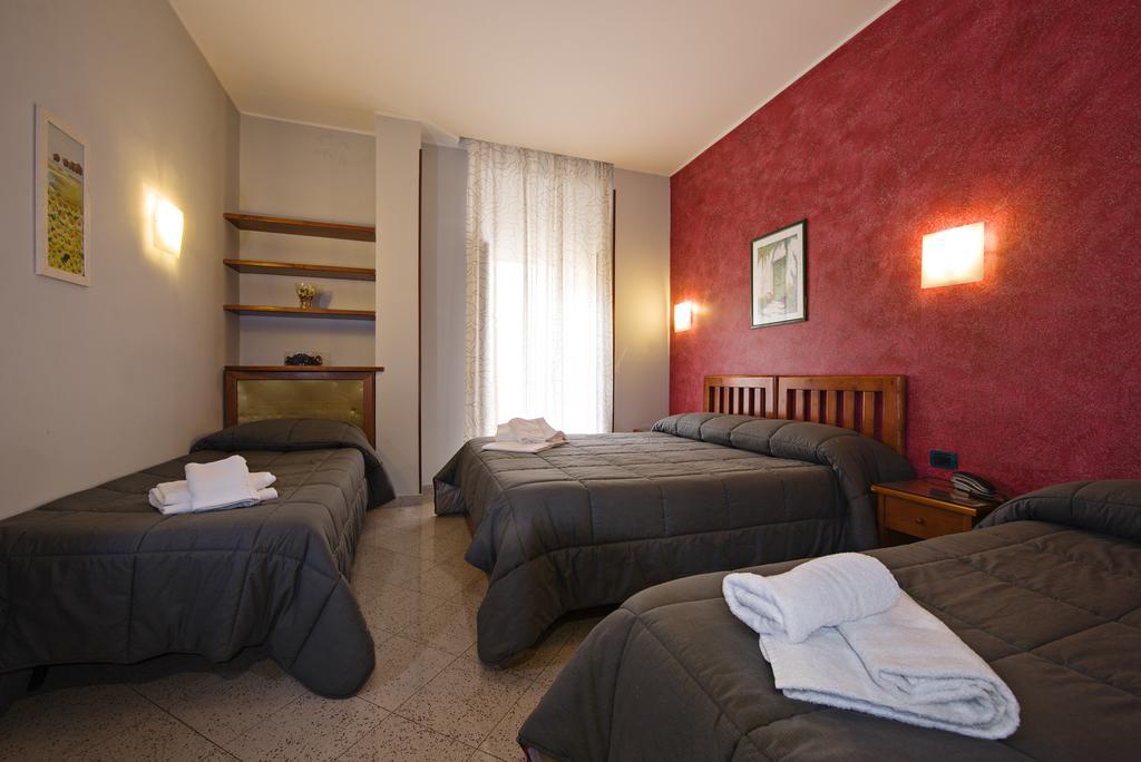 Hotel Ercoli camere