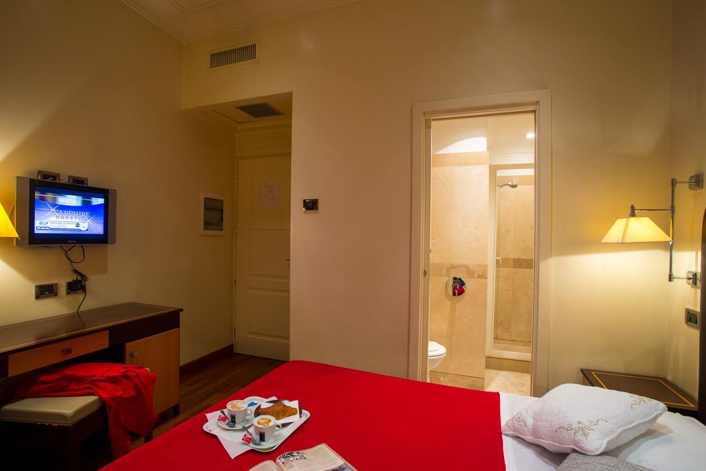 Hotel Gordon camere