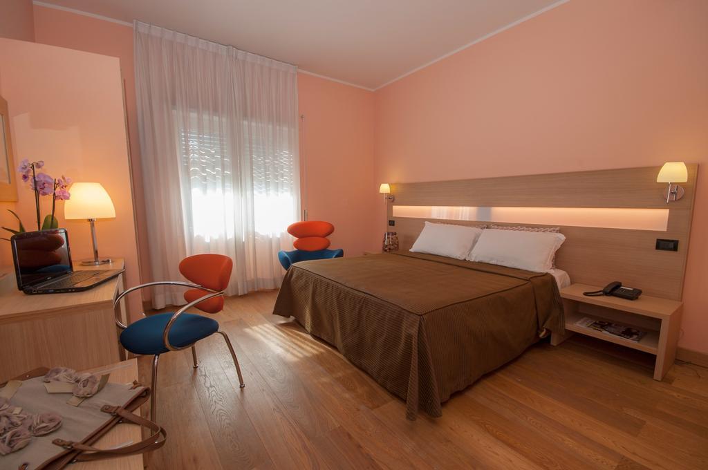 Hotel La Pergola camere