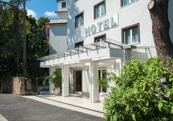 Hotel La Pergola esterno