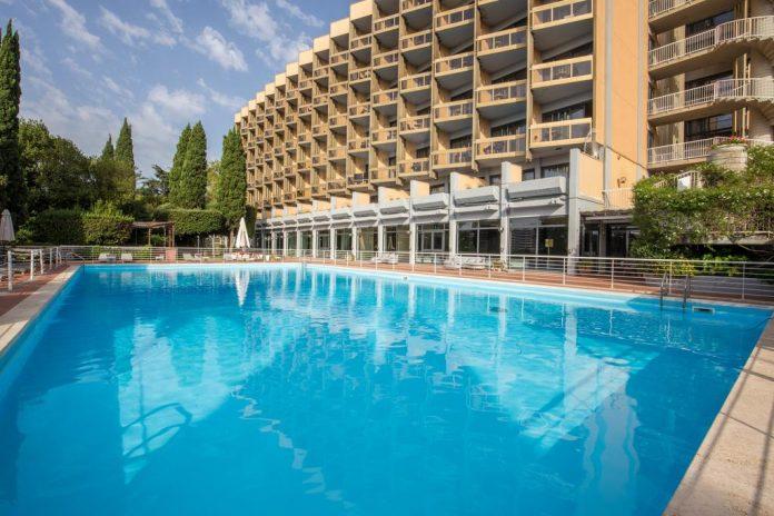 Hotel Midas Roma esterno