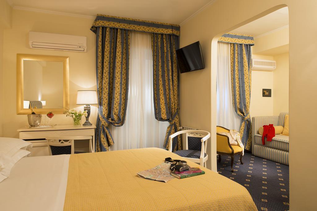 Hotel Napoleon camere