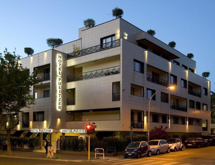 Hotel Pulitzer - Hotel di Roma