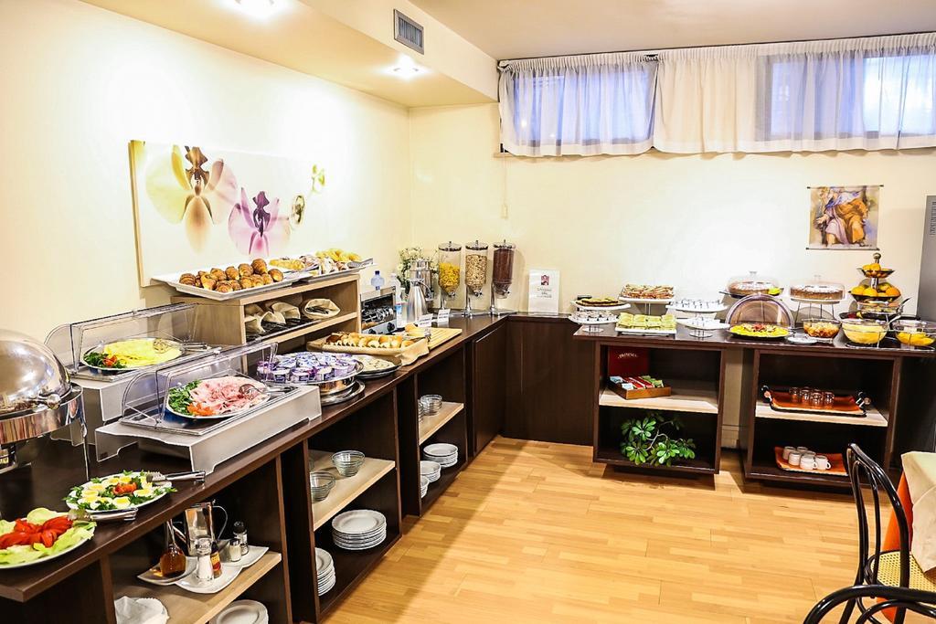 Hotel Sisto V colazione