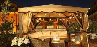 Hotel Terme Olimpia terrazza