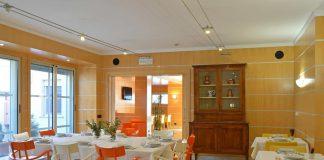 Hotel Tre Fontane sala da pranzo