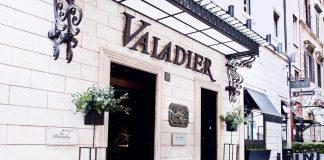 Hotel Valadier esterno