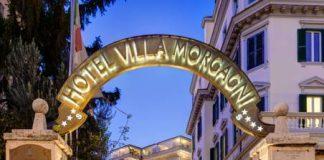 Hotel Villa Morgagni esterno
