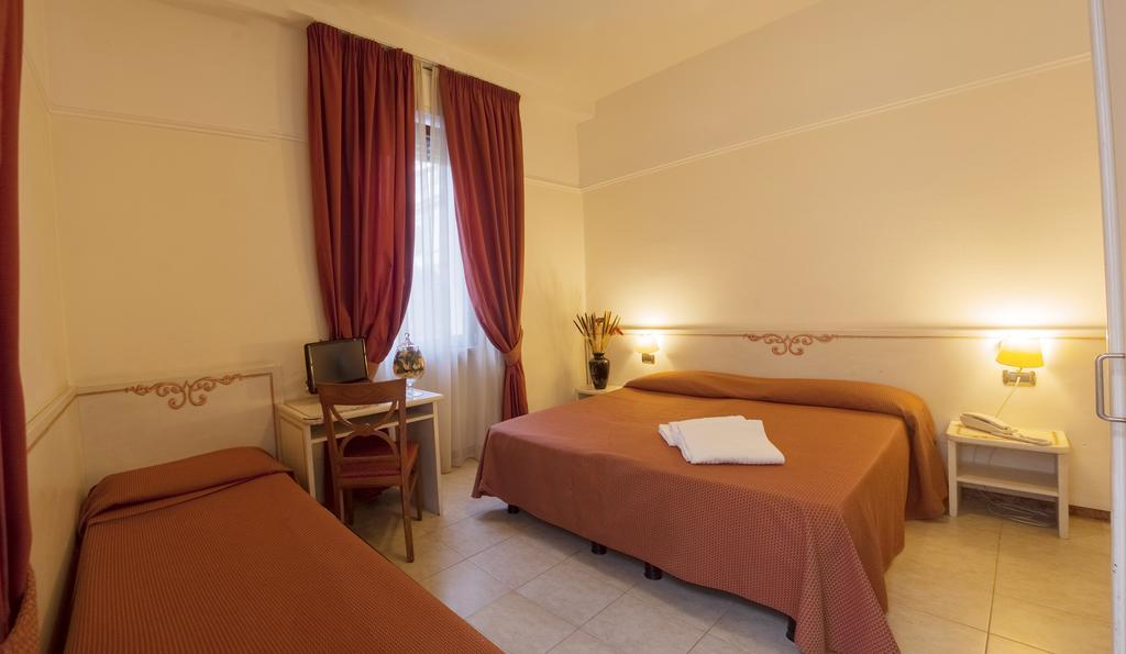 Hotel Villa Rosa camere