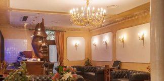 Hotel Villa Rosa interni