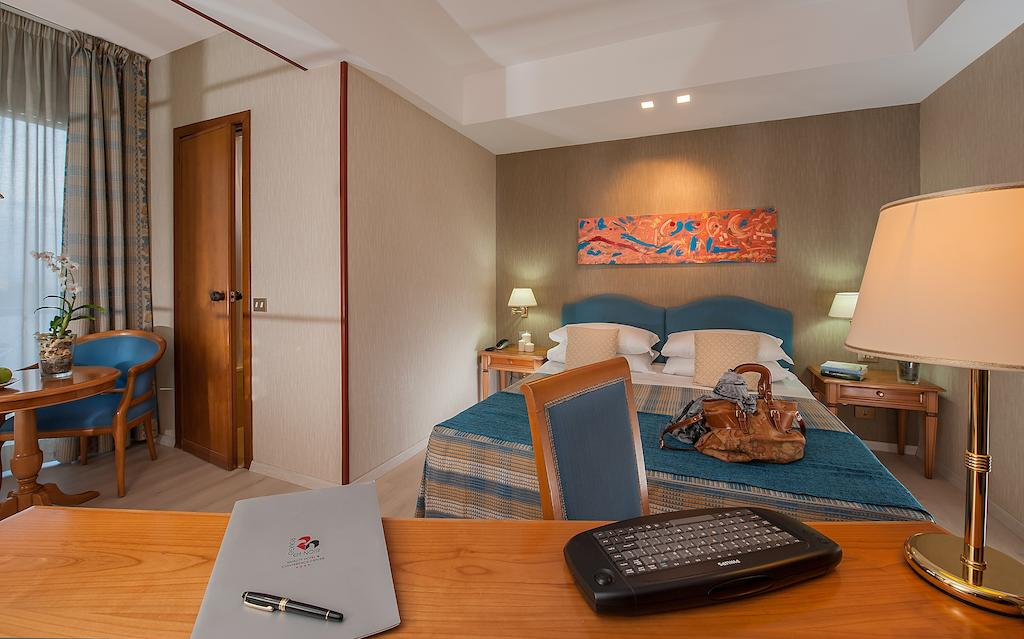Quality Hotel Rouge et Noir camere