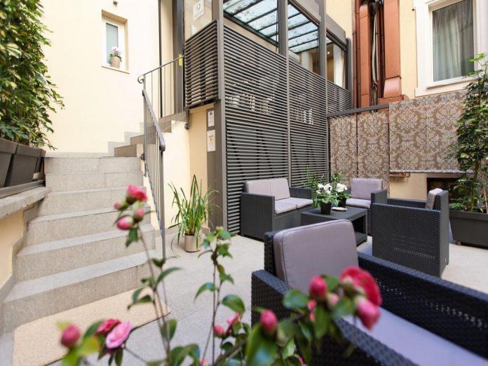 Quirinale Luxury Rooms esterno