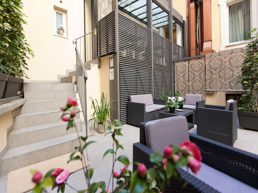 Quirinale Luxury Rooms Hotel Di Roma